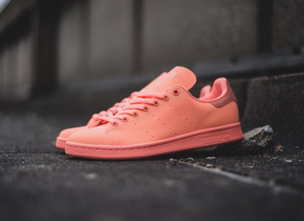 adidas stan smith rose saumon